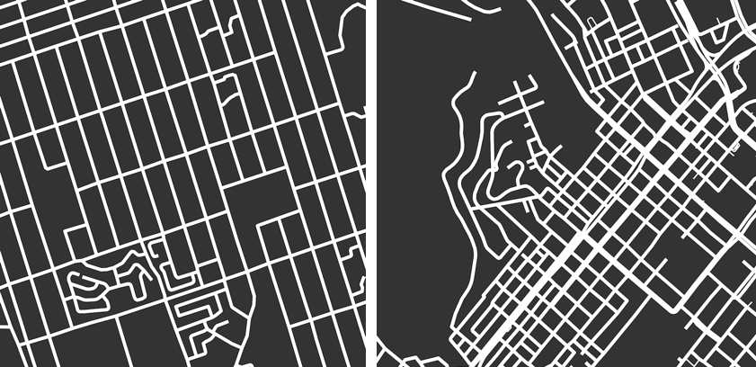 Extracting street information from OpenStreetMap with Python